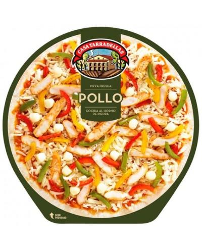 PIZZA TARRADELLAS POLLO 410G