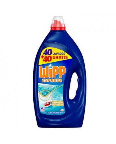 DETERGENTE LIQUIDO WIPP 40+40D
