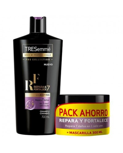 CHP TRESEMME REP FORT+ACOND...