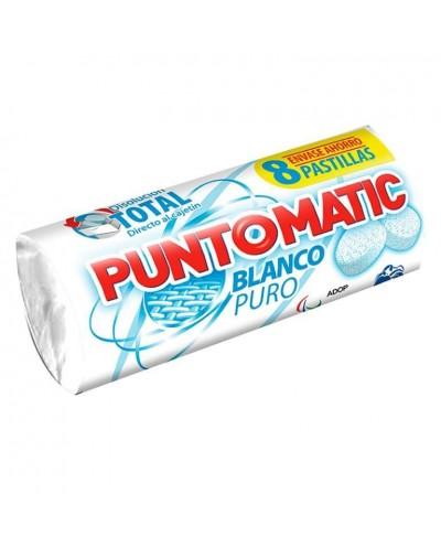 DETERG PUNTOMATIC BLANCO...