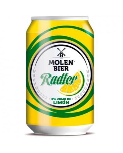 CERVEZA MOLEN BIER RADLER 33CL