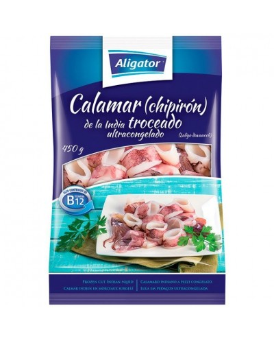 CALAMAR TROCEADO ALIGATOR 450G