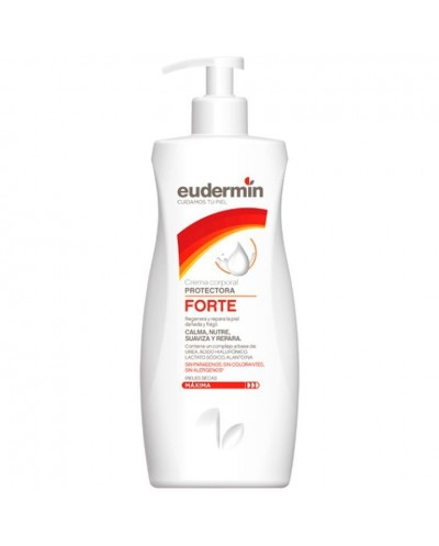 BODY MILK EUDERMIN 400ML...