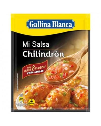 SALSA GALLINA BLANCA POLLO...