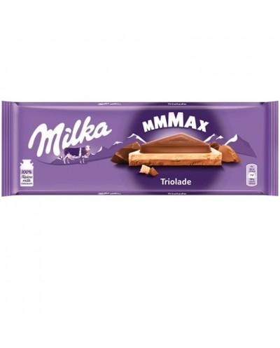 CHOCOLATE MILKA TRIOLADE 280G
