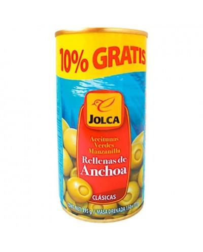 ACEITUNAS JOLCA RELLENAS...