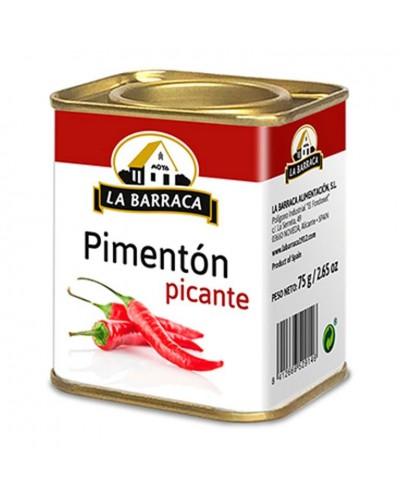 PIMENTON PICANTE LA BARRACA...