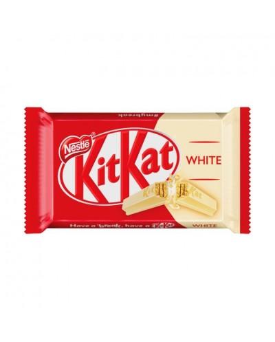 CHOCOLATINA KIT KAT WHITE...