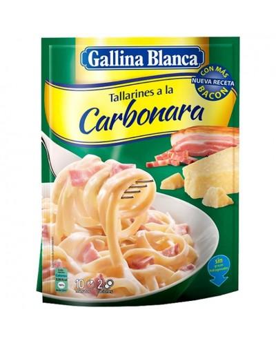 TALLARINES CARBONARA...
