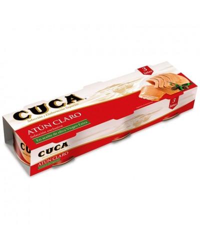 ATUN CLARO CUCA ACEITE...