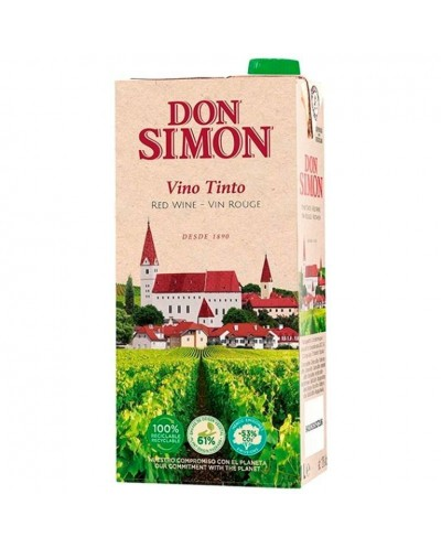 VINO TINTO DON SIMON 1L