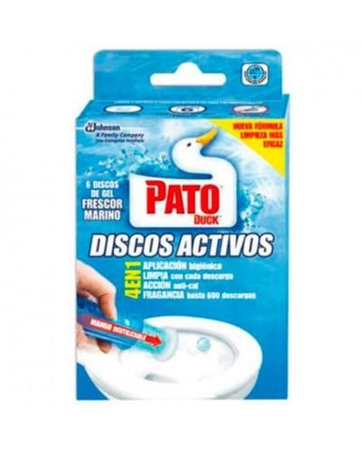 DISCOS ACTIVOS PATO 5 EN 1...
