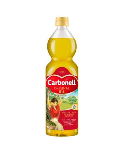 ACEITE CARBONELL OLIVA 0,4 1L