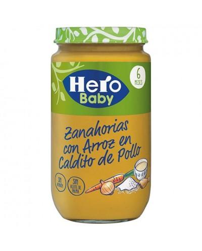 HERO BABY ZANAHORIAS C/...