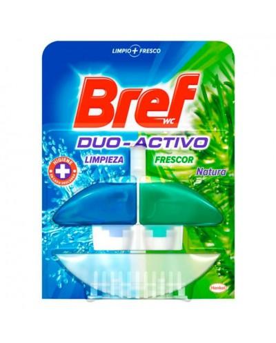 BREF WC DUO ACTIVO NATURA 50ML