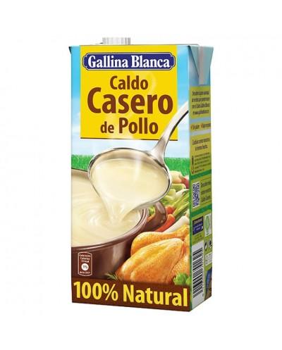 CALDO POLLO GALLINA BLANCA 1L