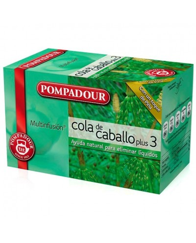 COLA CABALLO POMPADOUR 20UD...