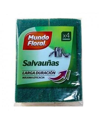 SALVAUÑAS MUNDO FLORAL 4UD