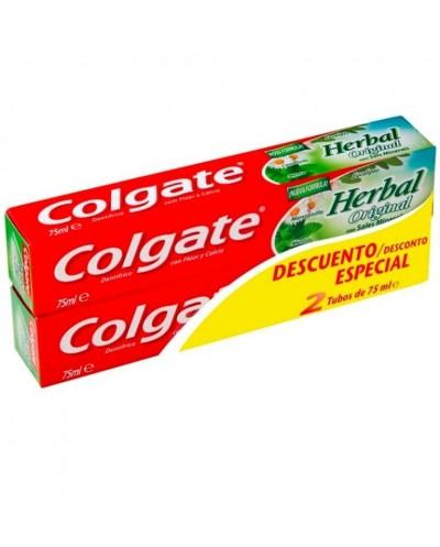COLGATE HERBAL PACK 2X75ML