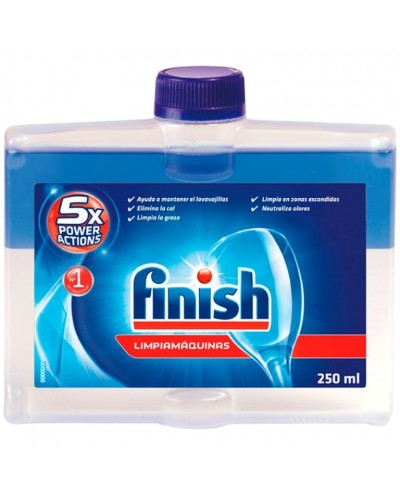 LIMPIAMAQUINAS FINISH 250ML