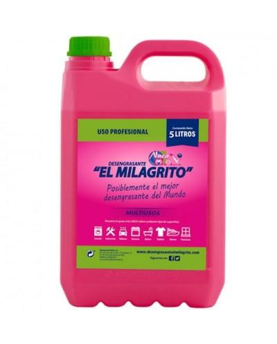 DESENGRASANTE EL MILAGRITO 5L