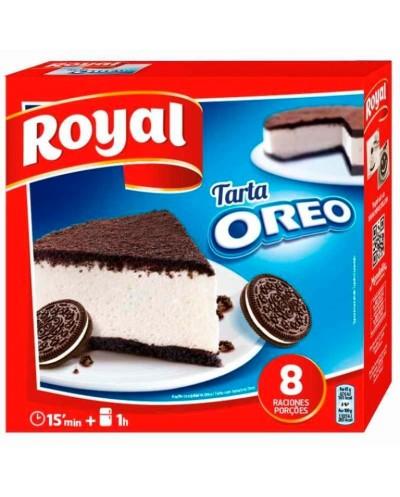 TARTA ROYAL OREO CAKE