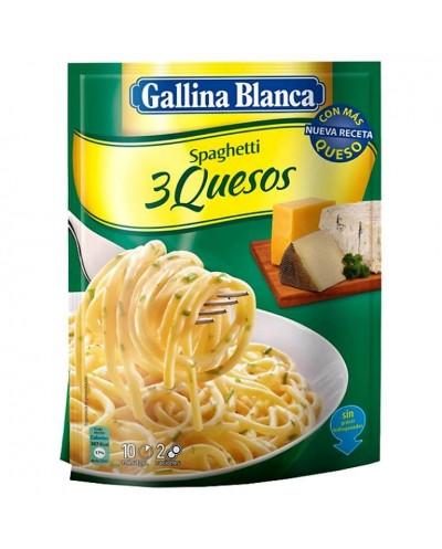 SPAGHETTI GALLINA BL 3...