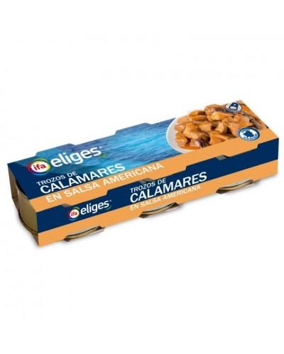 CALAMARES IFA SALSA AMERIC...