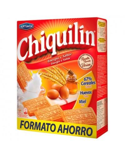 GALLETAS ARTIACH CHIQUILÍN...