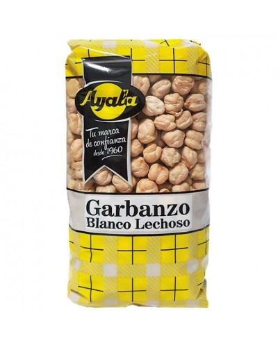 GARBANZO BLANCO LECHOSO...