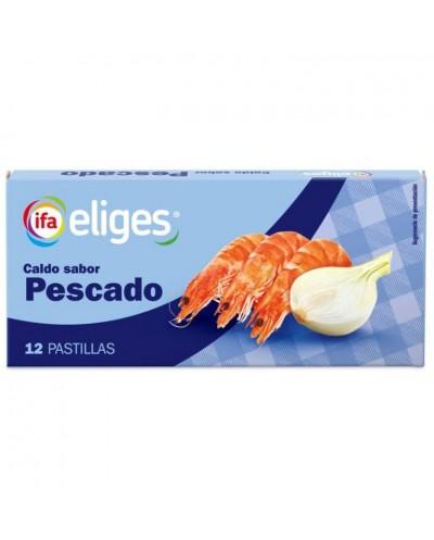 CALDO IFA PESCADO 12UD
