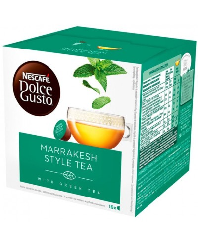 DOLCE GUSTO TEA MARRAKESH 16UD
