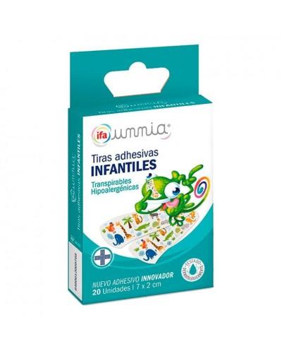 TIRITAS IFA INFANTILES 20UD