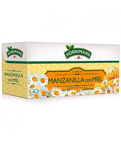MANZANILLA MIEL HORNIMANS 25UD