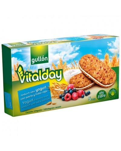 GULLON VITALDAY YOGUR 220G