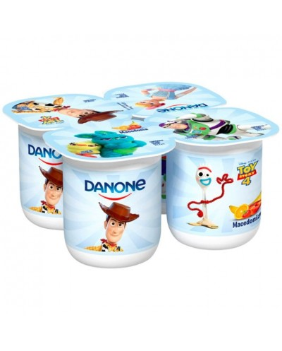 YOGUR DANONE MACEDONIA 4X125G