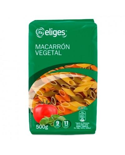 MACARRONES IFA VEGETALES 500G
