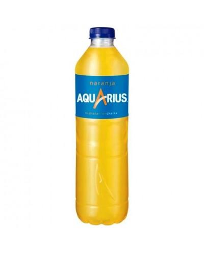 AQUARIUS NARANJA BOTELLA 1,5L