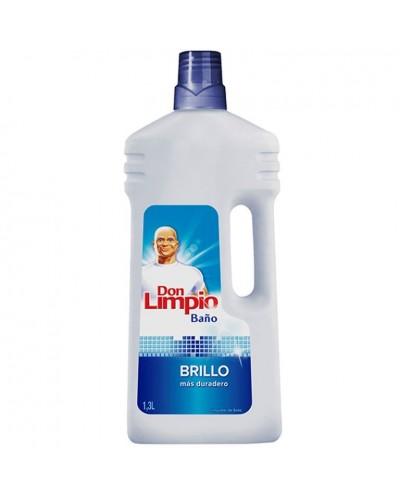LIMPIADOR DON LIMPIO BAÑO 1,3L
