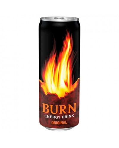 ENERGETICAS BURN LATA 50CL