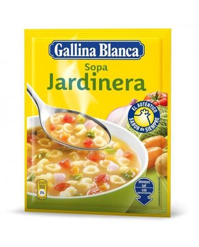 SOPA JARDINERA GALLINA...