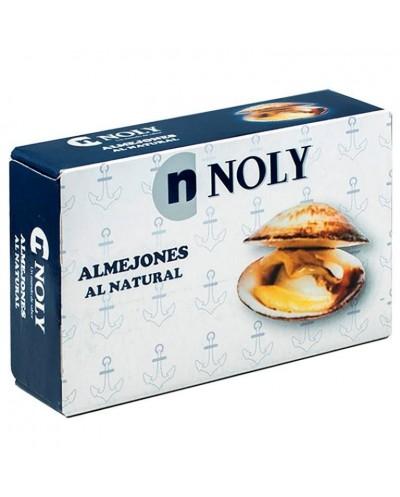 ALMEJONES NOLY AL NATURAL...