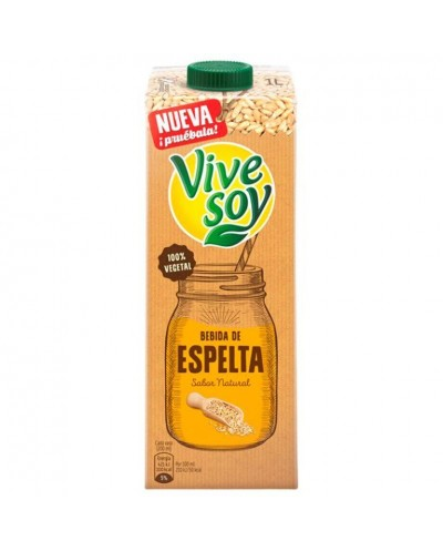VIVE SOY ESPELTA 1L