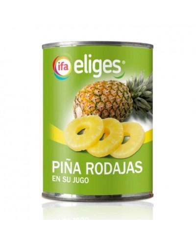 PIÑA EN SU JUGO IFA 565G...