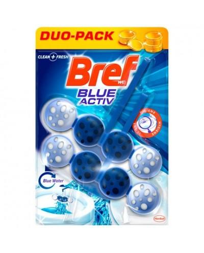 LIMPIA BREF WC BLUE ACTIV...