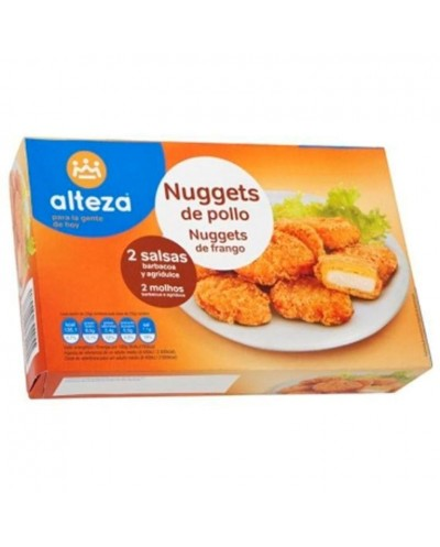 NUGGETS POLLO ALTEZA 350G