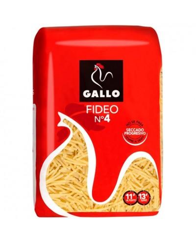 FIDEOS GALLO N-4 500G