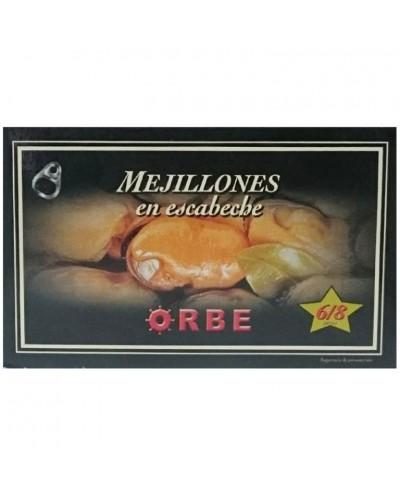 MEJILLONES ORBE EN...