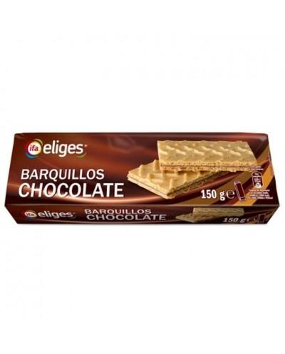 BARQUILLOS DE CHOCOLATE IFA...