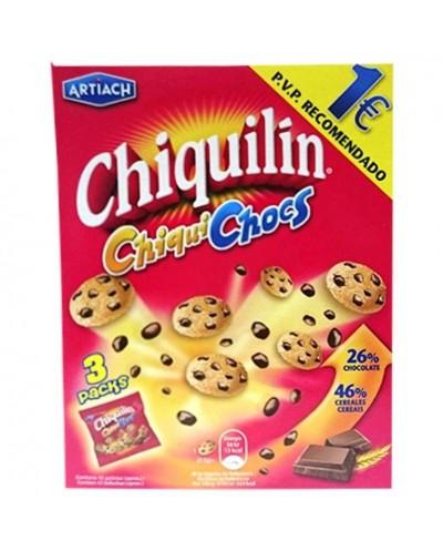 CHIQUILIN CHIQUI CHOCS 105G